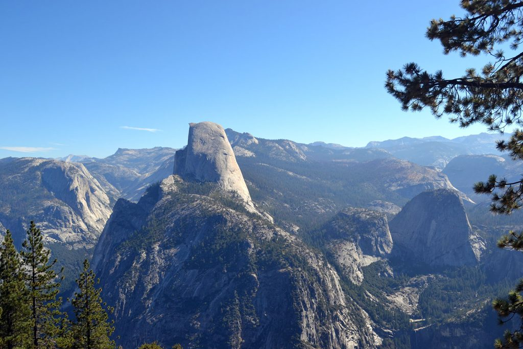 Travel Diary: Yosemite National Park | USA Roadtrip - Yosemite 1024x683