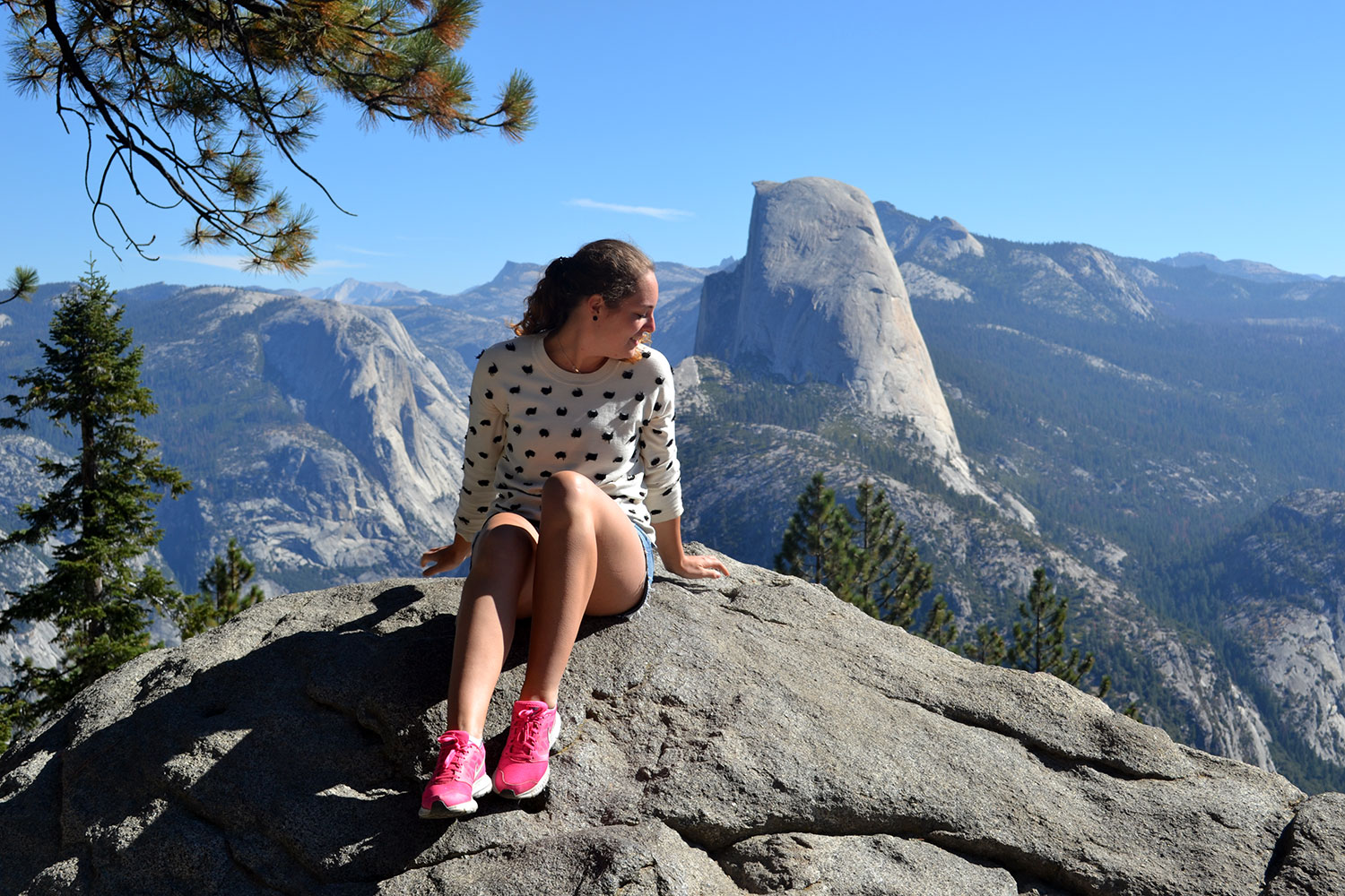 Travel Diary: Yosemite National Park | USA Roadtrip