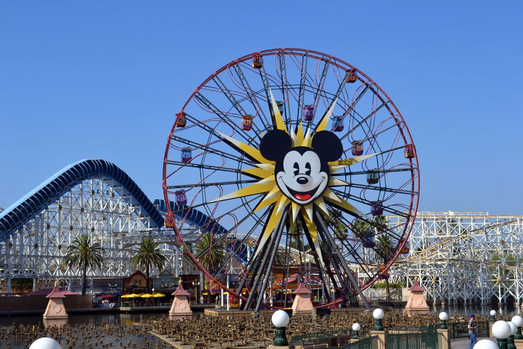 Travel Diary: Orange County & Disneyland | USA Roadtrip - Disneyland 1 1024x683