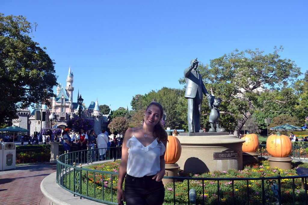 Travel Diary: Orange County & Disneyland | USA Roadtrip - Disneyland 6 1024x683