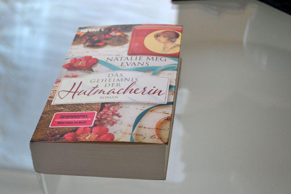 Books: Das Geheimnis der Hutmacherin | Natalie Meg Evans - Das Geheimnis der Hutmacherin 1024x683