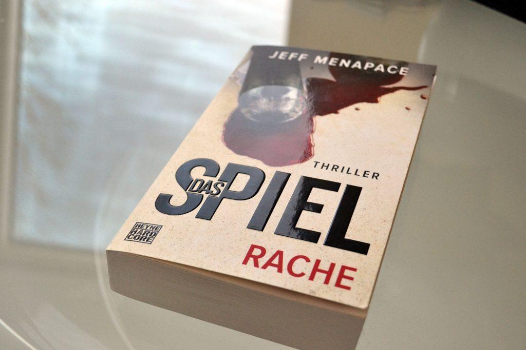 Books: Das Spiel - Rache   Jeff Menapace - Das Spiel Rache Jeff Menapace 1024x683