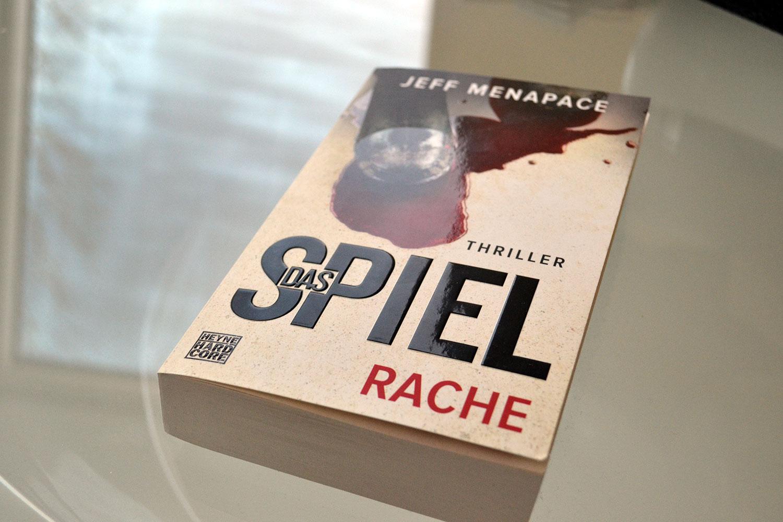 Books: Das Spiel – Rache | Jeff Menapace