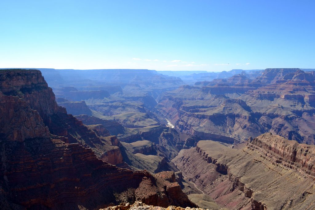 Travel Diary: Grand Canyon | USA Roadtrip - Grand Canyon 1 1024x683