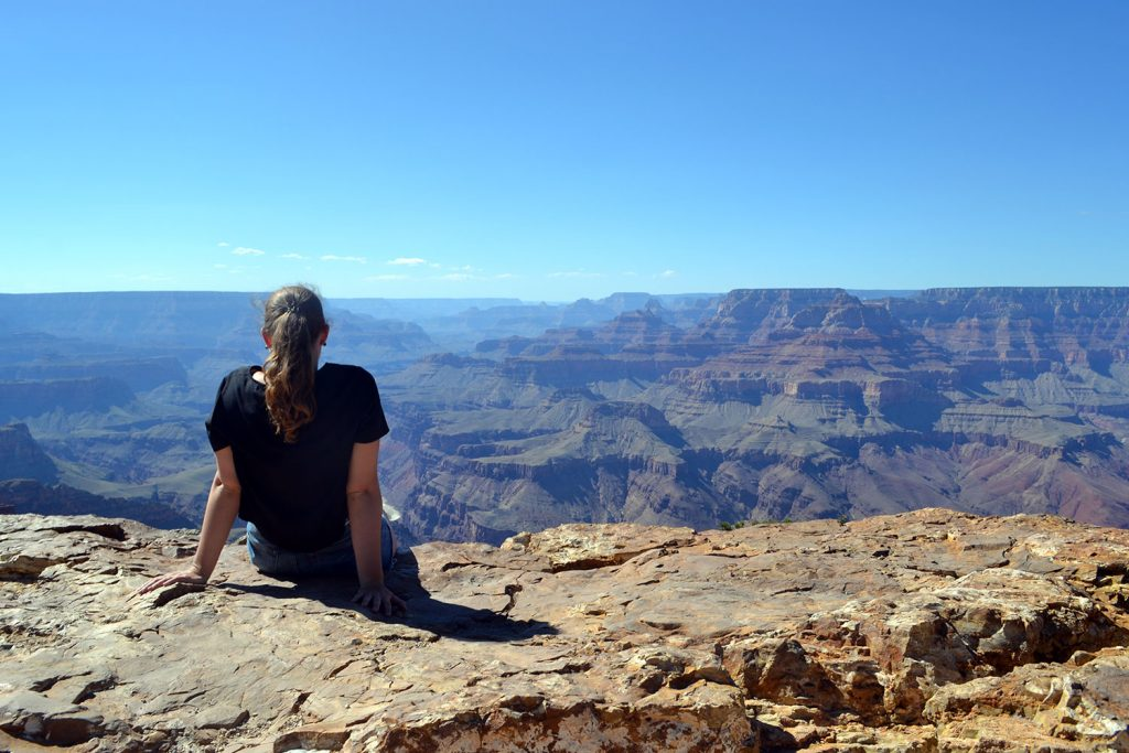 Travel Diary: Grand Canyon | USA Roadtrip - Grand Canyon 2 1024x683