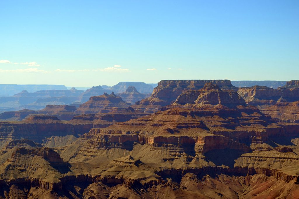 Travel Diary: Grand Canyon | USA Roadtrip - Grand Canyon 3 1024x683