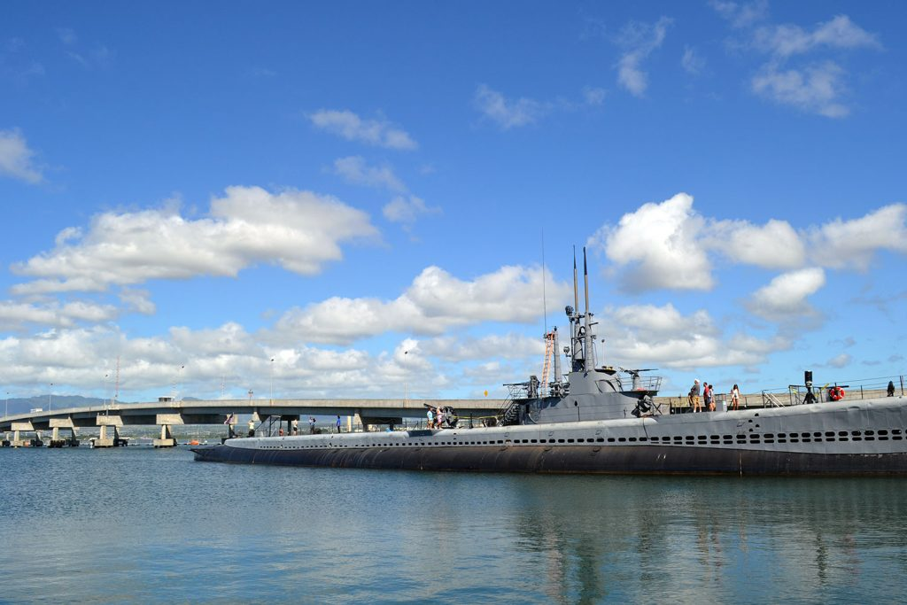 Travel Diary: O'ahu | Hawaii Teil 2 - Pearl Harbor 1024x683