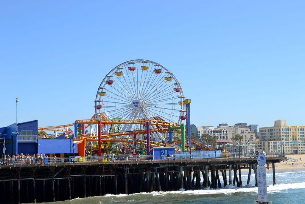 Travel Diary: Los Angeles Teil I | USA Roadtrip - Santa Monica 1 1024x683