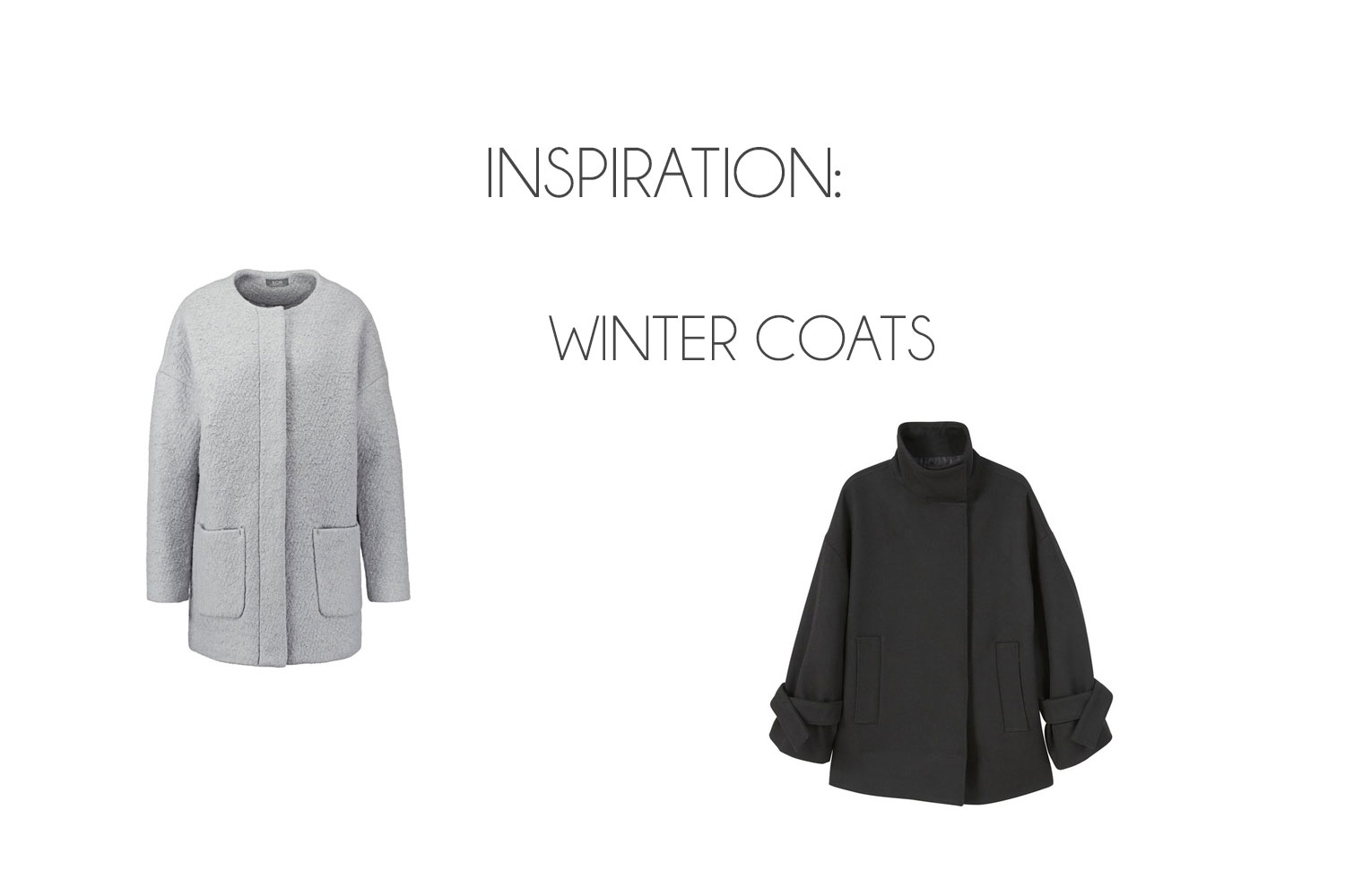 5 Things that Rocked my World in January - Winter Coats
