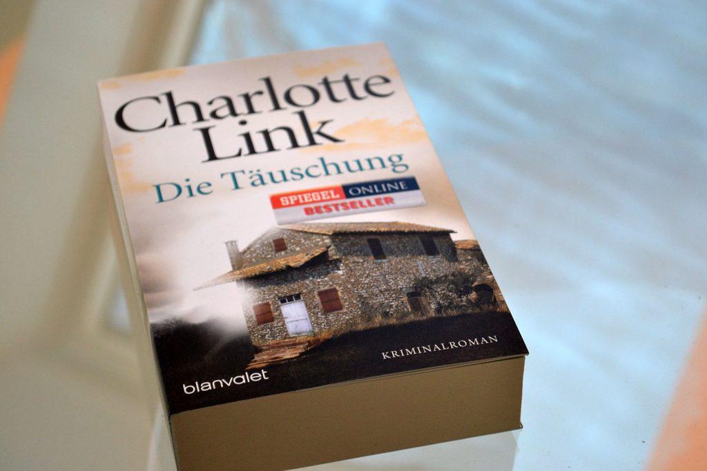 Books: Die Täuschung   Charlotte Link - Die Täuschung 1024x683