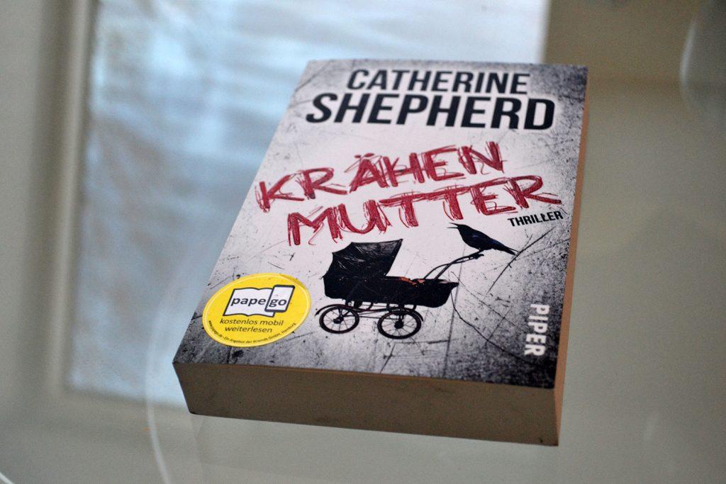 Books: Krähenmutter | Catherine Sheperd - Krähenmutter 1024x683