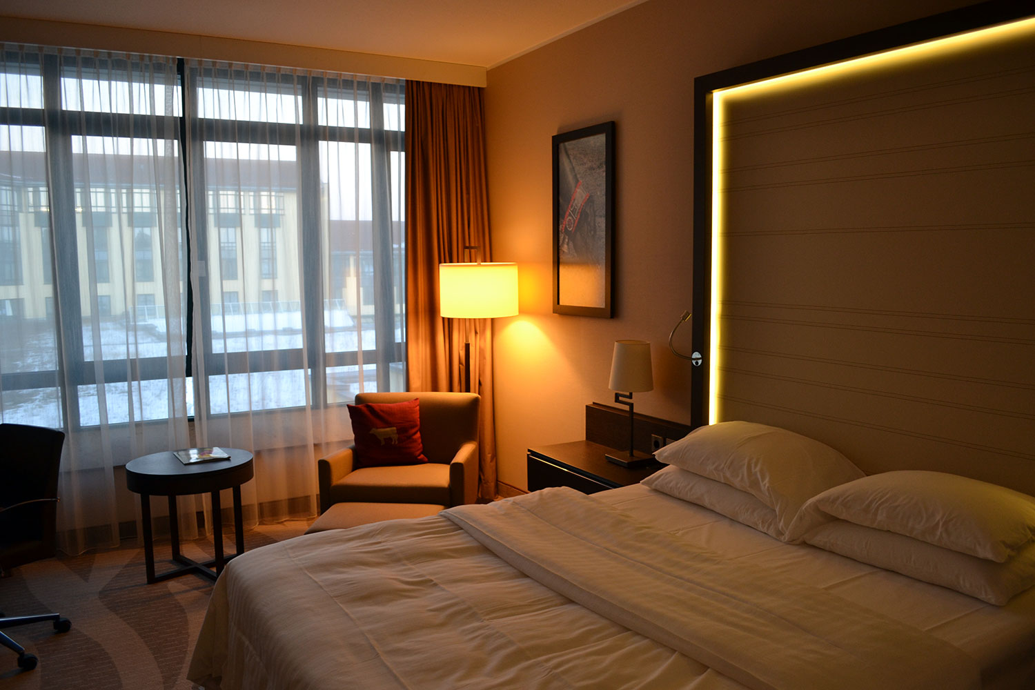 Hotel Review: Munich Airport Marriott Hotel - München Airport Marriott Hotel 1