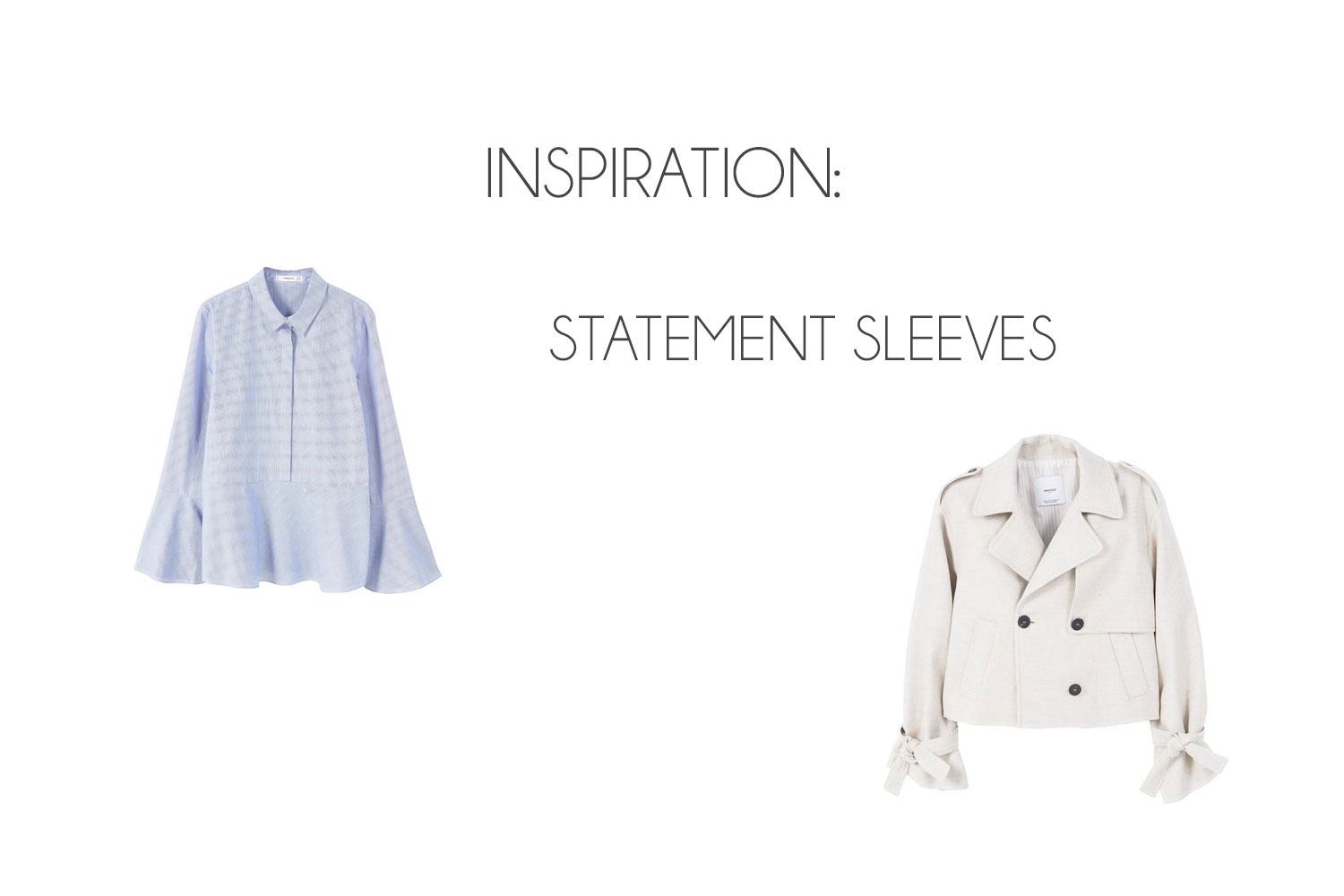 Inspiration: Statement Sleeves - Statement Sleeves