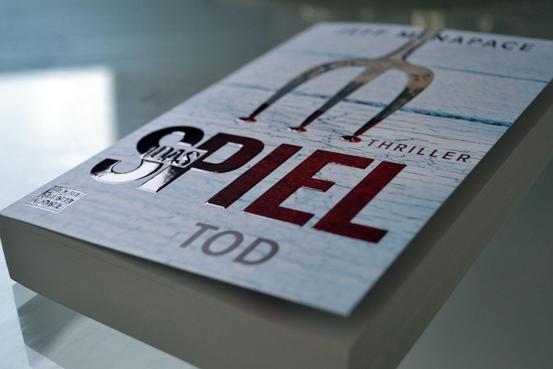 Books: Das Spiel - Tod | Jeff Menapace - Das Spiel Tod