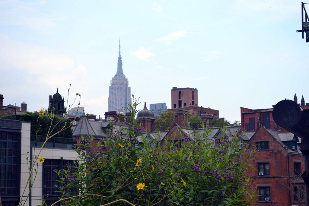 Travel Tip: High Line Park // New York - High Line 1 1024x683