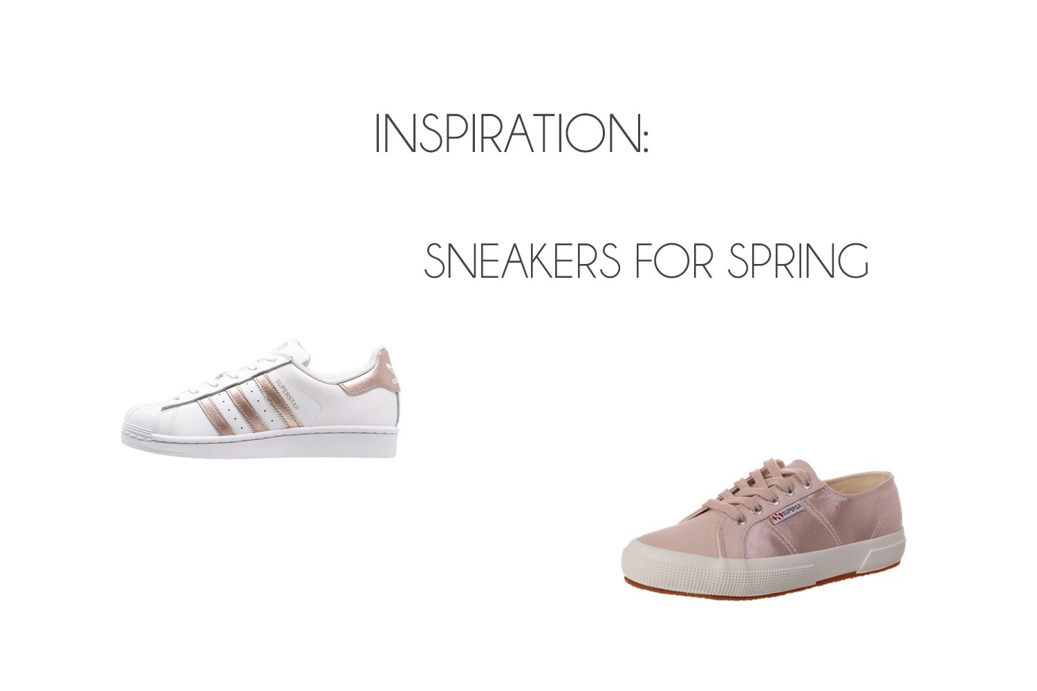 Inspiration: Sneakers for Spring