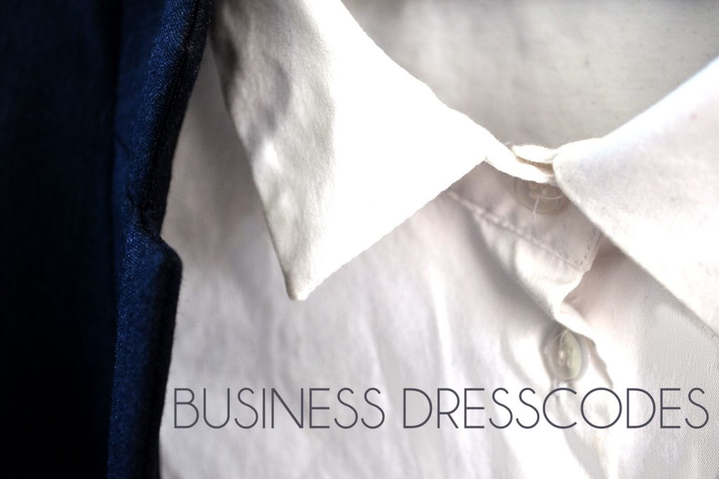Business Dresscode Guide | Business Professional & Business Casual - Business Dresscodes 1024x683