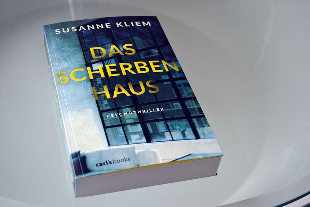 Books: Das Scherbenhaus | Susanne Kliem - Das Scherbenhaus
