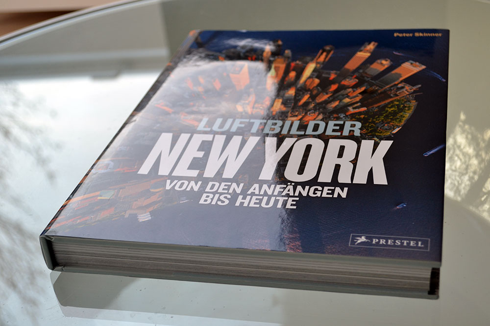 Books: New York Luftbilder | Peter Skinner - Luftbilder New York