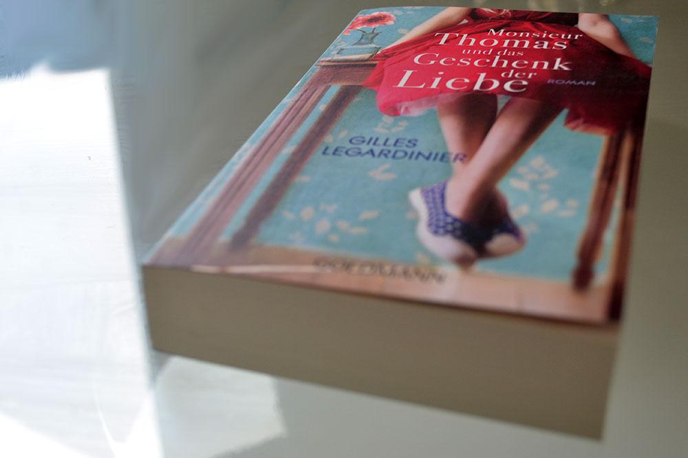 Books: Monsieur Thomas und das Geschenk der Liebe | Gilles Legardinier - Monsieur Thomas und das Geschenk der Liebe