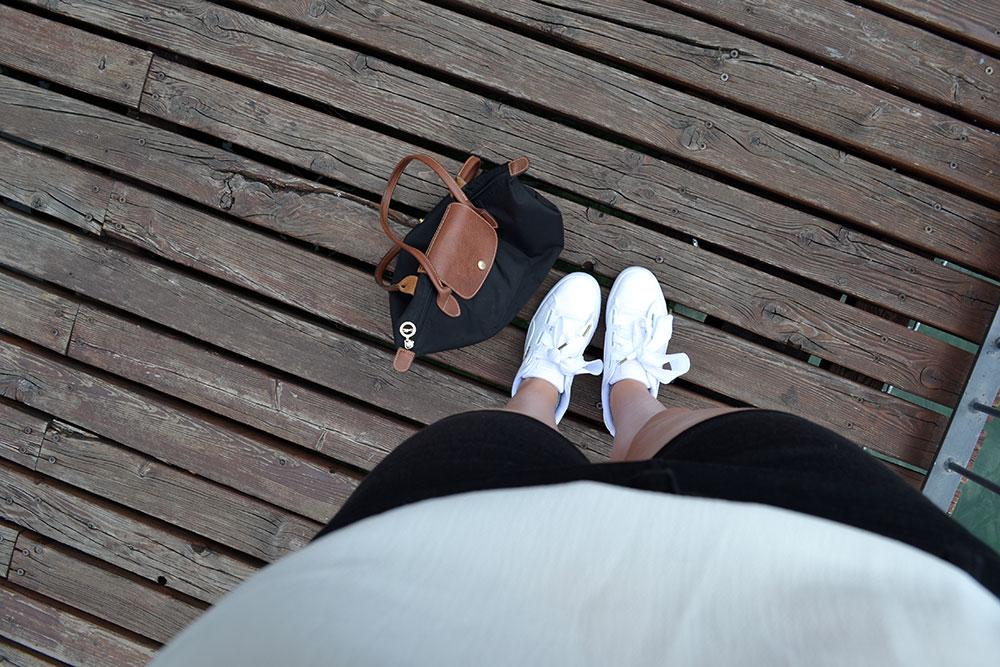 Outfit: Puma Basket Heart & Shorts | Gargnano - Puma Basket Heart 1