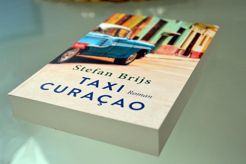Books: Taxi Curaçao | Stefan Brijs - Taxi Curacao