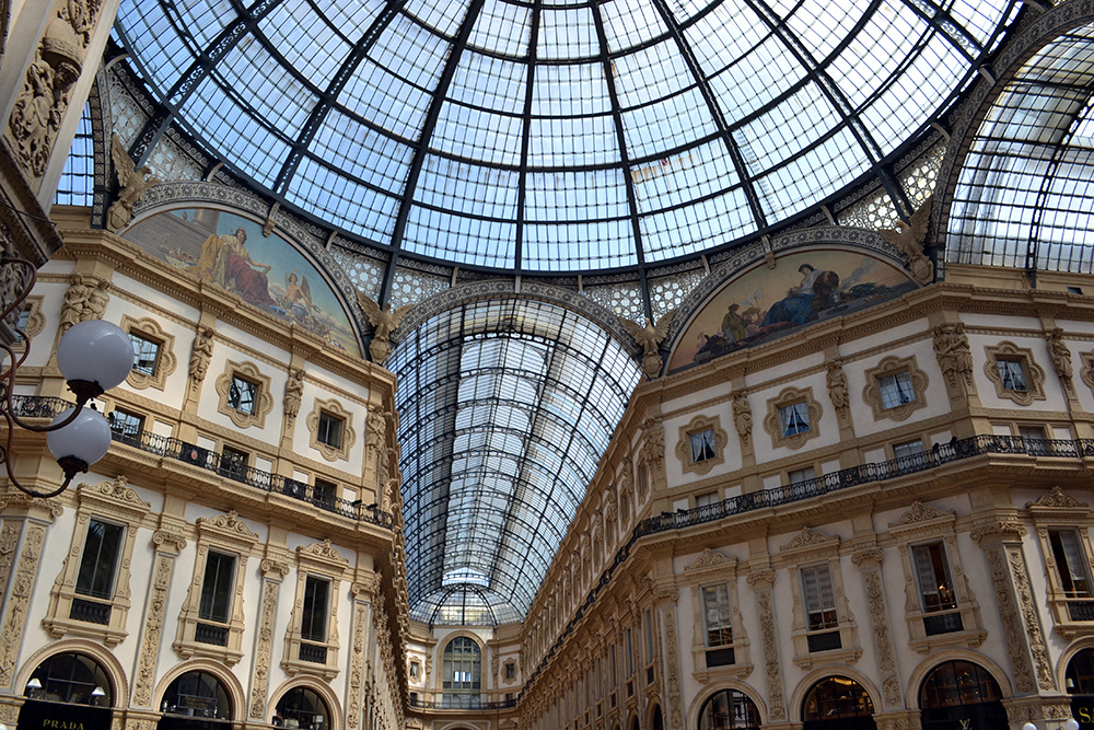 Travel Diary: One Day in Milan | Italy - Milan 1
