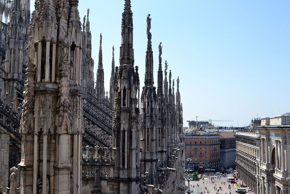 Travel Diary: One Day in Milan | Italy - Milan 3