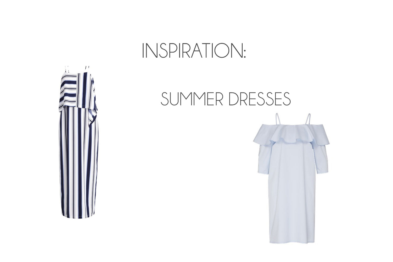 5 Things that Rocked my World in June - Summerdresses