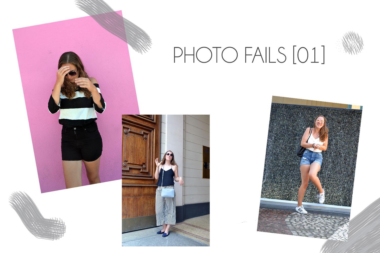 Photo Fails | Meine missglückten Outfit Bilder - Titelbild