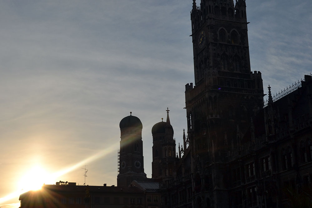 Munich Thoughts: Two Years in Germany - Munich