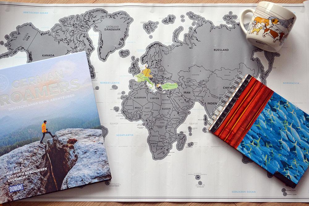 Inspiration: Cadeau's voor wereldontdekkers - Inspiration Geschenk