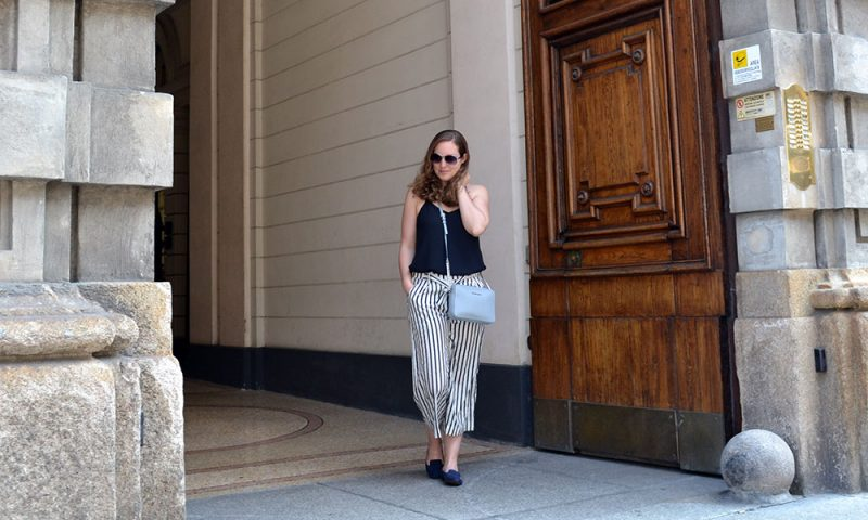 Lesson Learned: Less is More - Striped Culottes 8 800x480