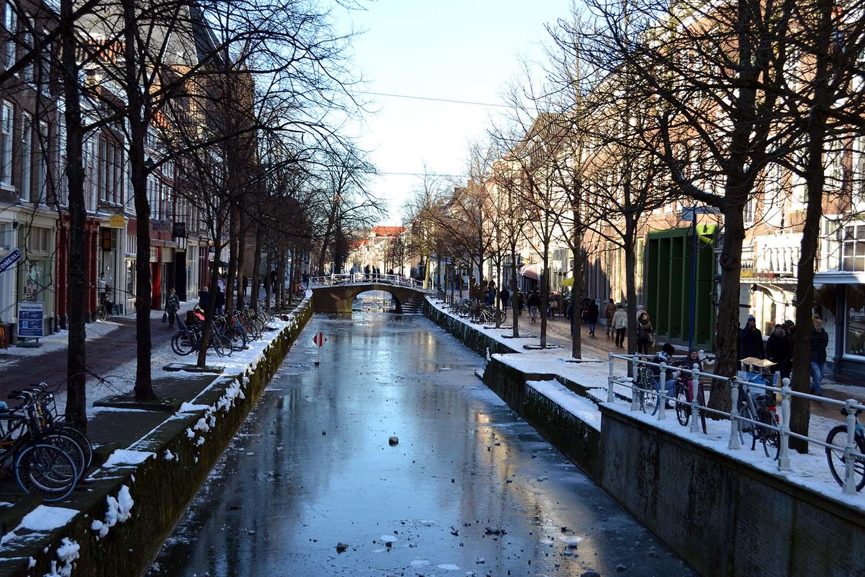 Travel Diary: Een mooie winterdag in Delft