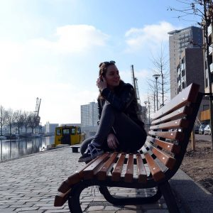 Outfit: Nordgreen Watch // Den Haag