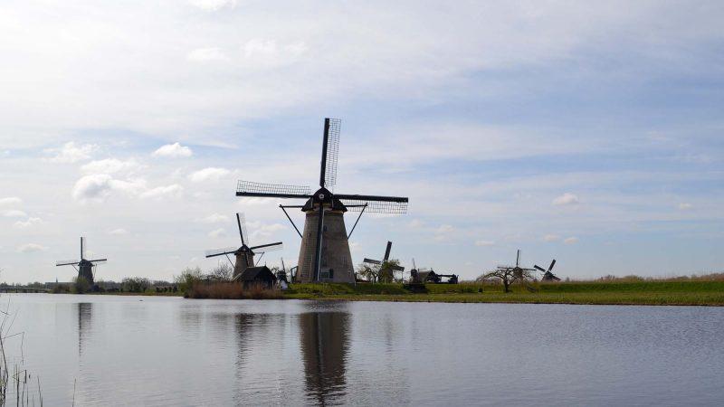 Travel Tip: De molens van Kinderdijk | Zuid-Holland