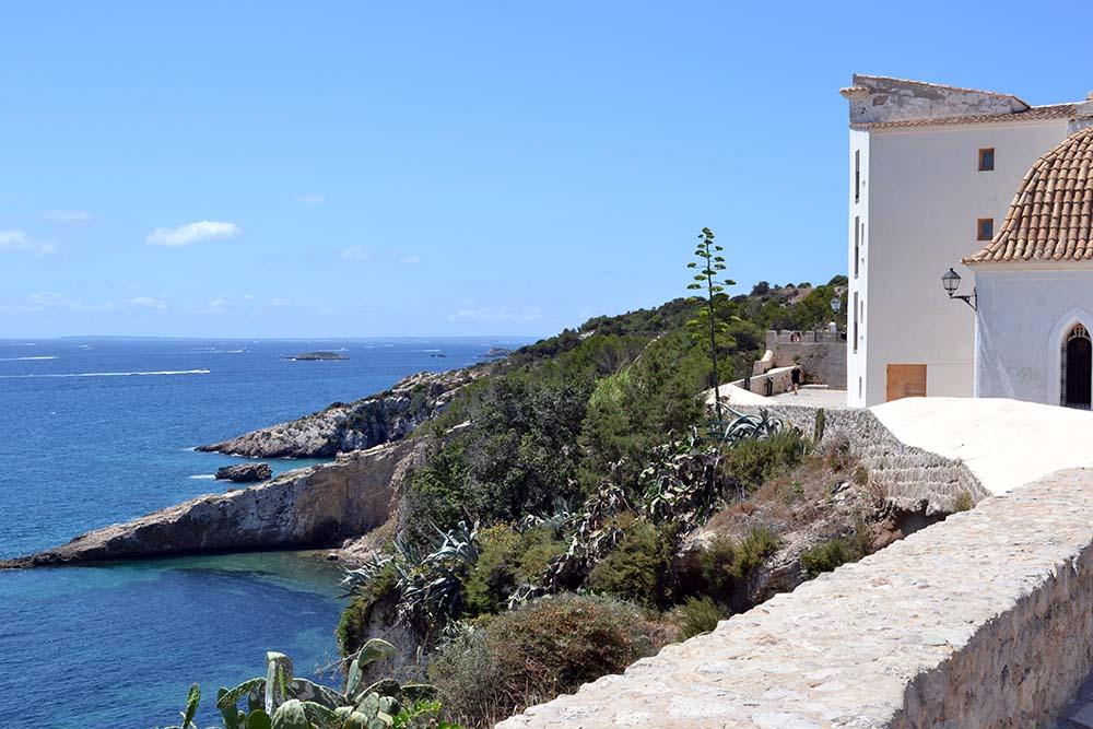Wandeling door Dalt Vila   Het historische stadscentrum van Ibiza